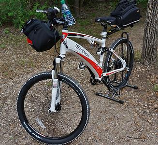 Dinosaur Valley State Park Biking