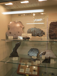 //nineplanets.org/meteorites.html  more.. http://science.goodnewseverybody.com/astronomy.html