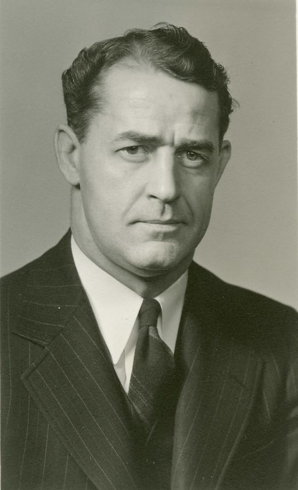 L. Gordon Staley, portrait, n.d.