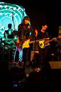 Dirty Beaches and SISU perform at the Bowery Ballroom on Sept. 6, 2013. Photos by Joe McCabe, heyreverb.com.