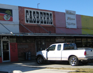 Casbeers My Hangout these days