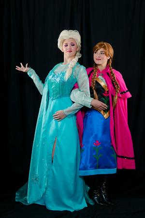 Disney Frozen Meet and Greet