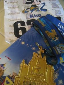 Disney Half Marathon 2006