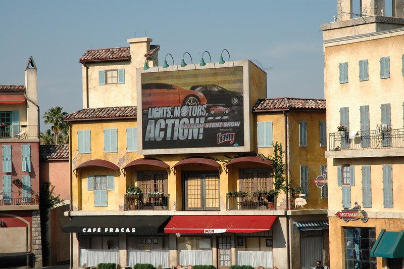 Lights Motors Action Show at MGM