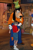 Zach with Goofy