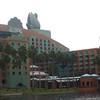 Disney's Swan Hotel