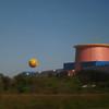 Disney tethered hot air balloon