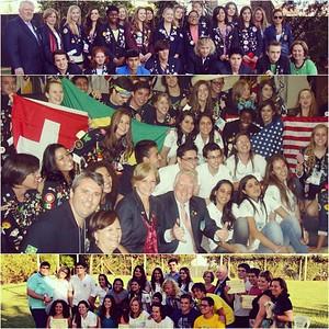 Ambassador Emily in Brazil