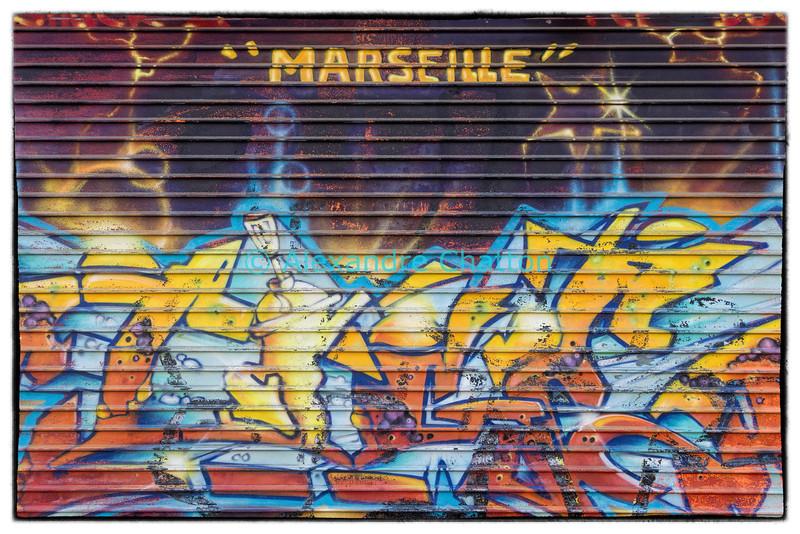 Marseille, juillet 2013, non loin du Vieux-Port.