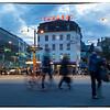 Automne 2013. La ville de mon enfance. Biel - Bienne