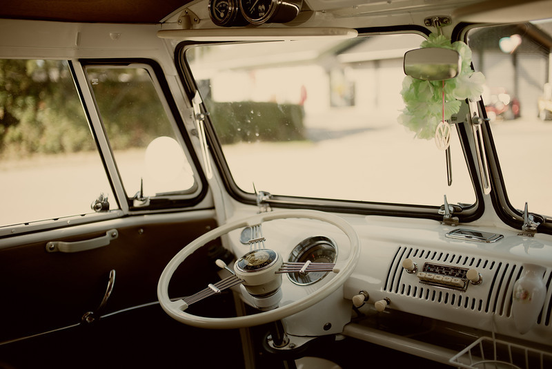 Interiør VW Bus