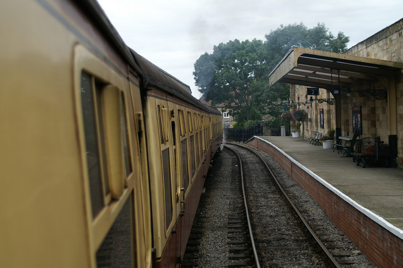 Pickering - North Yorkshire Moors Railway