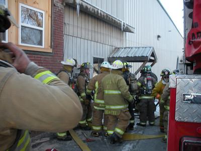 Dixfield Fire Dec 09
