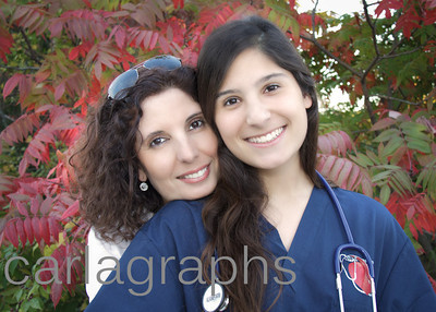Doc Ana and Mom-