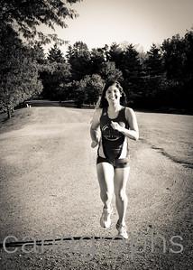 Ana Runs Back Bw-7138