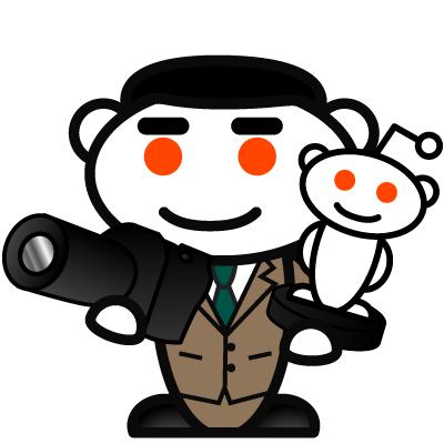 Reddit Alien caricature of Rajiv by Alexis Ohanian, Co-Founder of Reddit.com