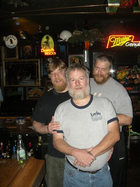 Dug, Frank, & Paul
