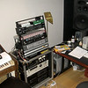 Chris Xefos's old rack of gear from Magnetic  records