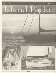 Island Packet 45 Brochure