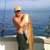 Don Vivier on 9/11/2009 with a Red Drum!  Nice Fish Don!