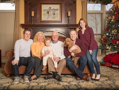 Donaldson Family 2016