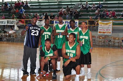 Donkey Basketball 5-1-10 KZ Photographic Images, Kim Ingram 304
