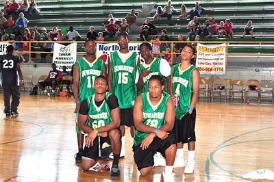 Donkey Basketball 5-1-10 KZ Photographic Images, Kim Ingram 305
