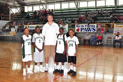 Donkey Basketball 5-1-10 KZ Photographic Images, Kim Ingram 309