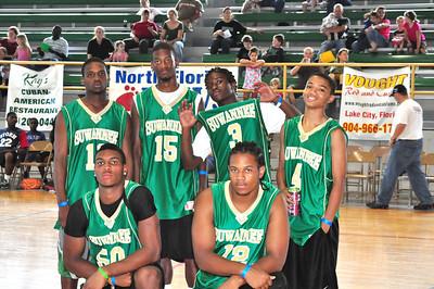 Donkey Basketball 5-1-10 KZ Photographic Images, Kim Ingram 306