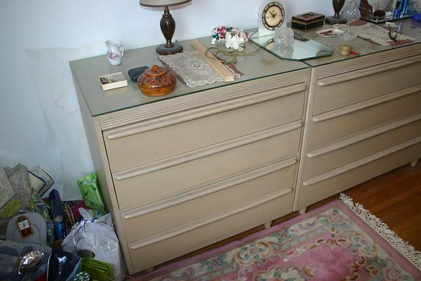 Donlea Drive Front Bedroom Left Dresser Contents