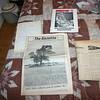 U.W.O. Gazette from Gregory.