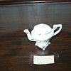 """Jessie (MacDiarmid) Smith adored this child's tea pot.  She evidently used it with her child's cup & saucer.  B. 1891 D. 1973"""