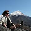 At Nalychevo Nature Park on Russia's Kamchatka Peninsula