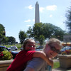 Madison & Jinny; Sightseeing in Washington, D.C.