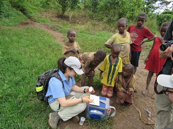 Donor Reception Uganda