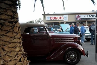 Donut Derelicts, HB