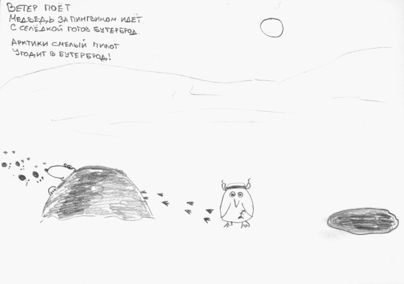 Arktiki smeliy pilot 3