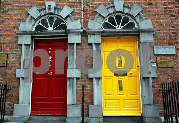 Doors (Ireland,England,Wales):Pack 3