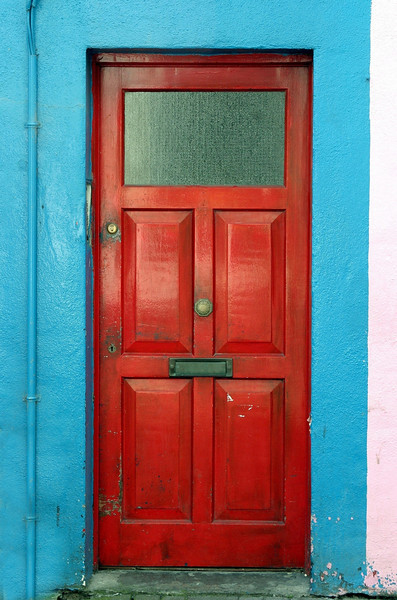 Red Door