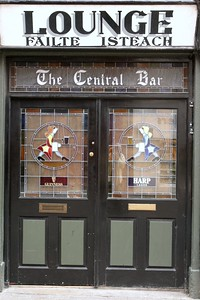 The Central Bar - Pub Galway, Ireland