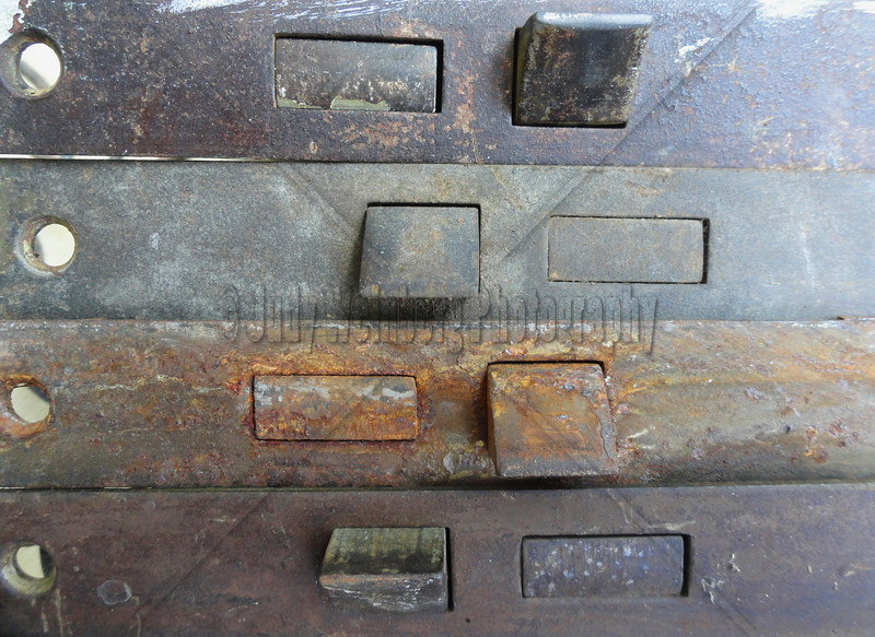 Mortise Locks - This image is best viewed in a larger size.
