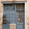 musical door in Yaffo Tel Aviv, Israel