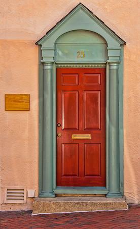 Red Door, Annapolis, MD