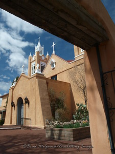 San Felipe Church - Albuquerque, NM