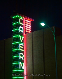 """Neon Cavern""-Carlsbad, New Mexico"