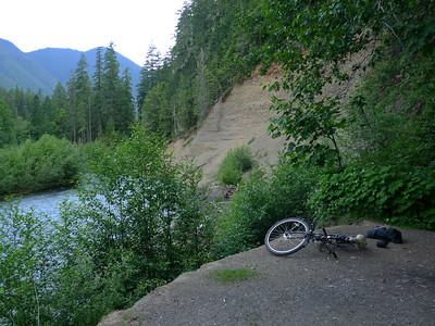 Dosewallips River June 2013