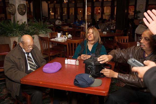 Dosh JAckson's 102th Birthday Party