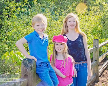 Kids on Fence 2-