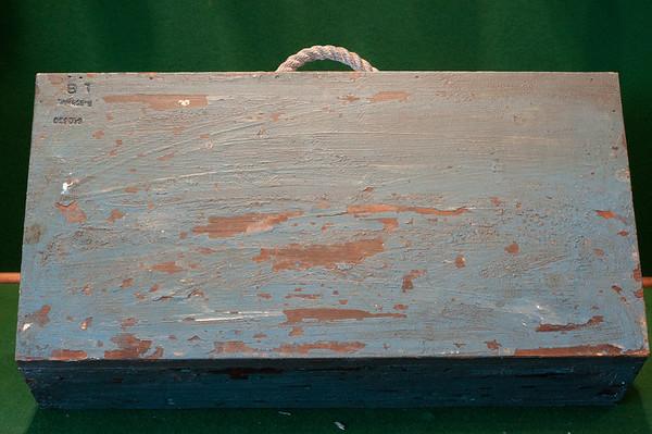 Dove Decoy Box