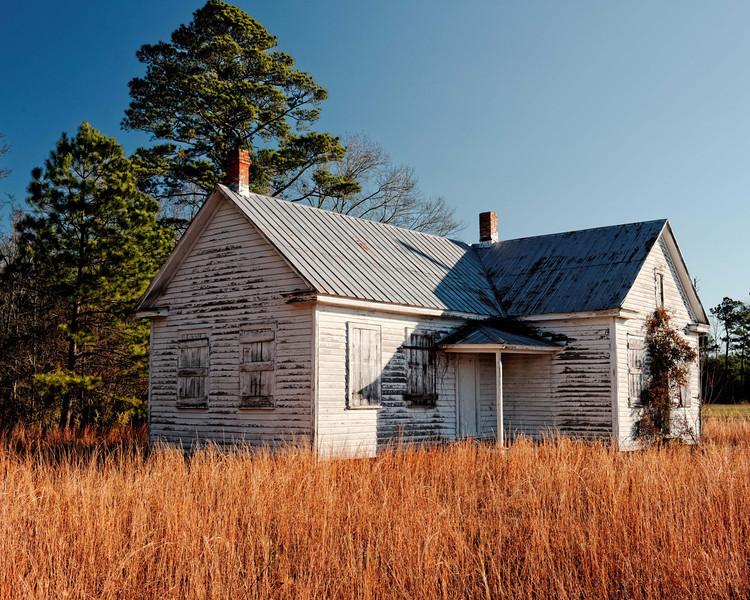 Old School House, Ponzer, NC